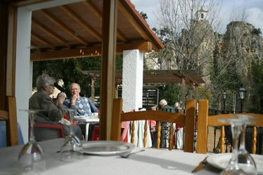 Restaurante lHort terraza 4
